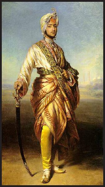 Maharaja Dalip Singh