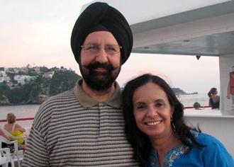 Dr. Ajitpal Singh Sandhu & Dr. Surinder Sandhu