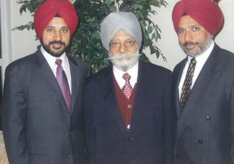 Sardar Darshan Singh Deol