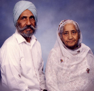 Sohan Singh Kalkat & Amar Kaur Kalkat