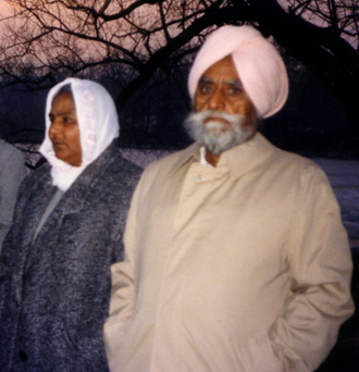 Lachman Singh Bajwa
