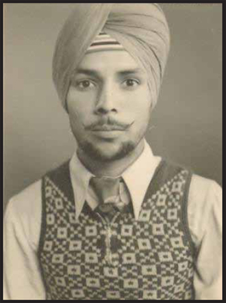Sukhbir Singh Rai, 1954