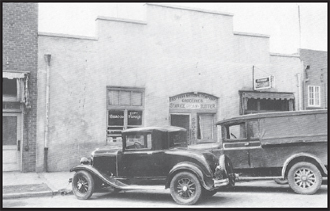 East India National Company, Marysville, California, c. 1930.