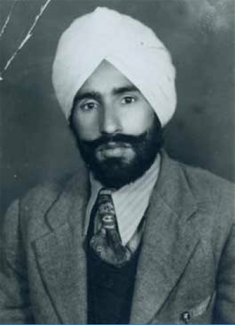Karnail Singh Takhar (1954)