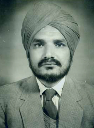 Gurbax Singh Johl (1963)