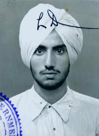 Harbhajan Singh Takher (1951)