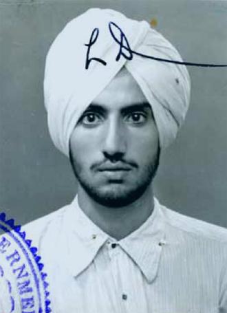 Harbhajan Singh Takher (1951)