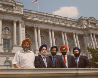 Sikhs lobbying to educate Legislature