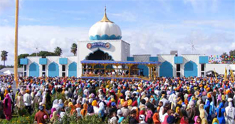 Sikh Temple Gurdwara of Yuba City founded in 1969