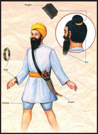 Sikh 5Ks