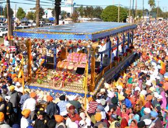 Sikh parade, 2009