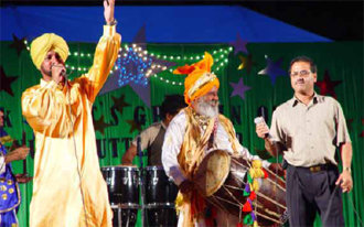 First Punjabi Musical group of CA (Sangeet Group)