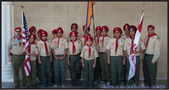 Sikh Boy Scouts of USA