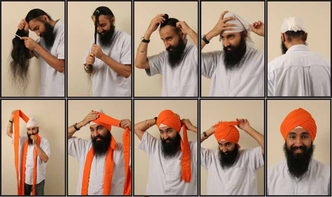Terrific Turbans | Religions in World Cultures